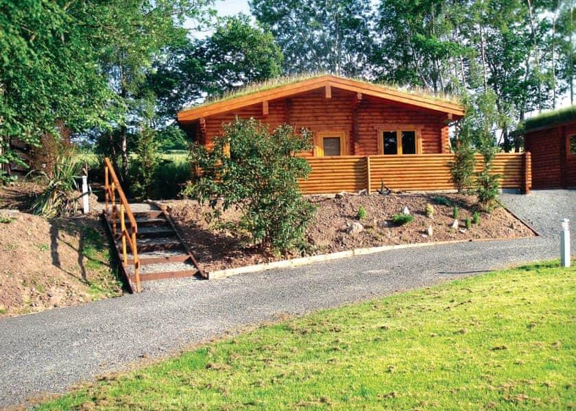 Bracken Log Lodge