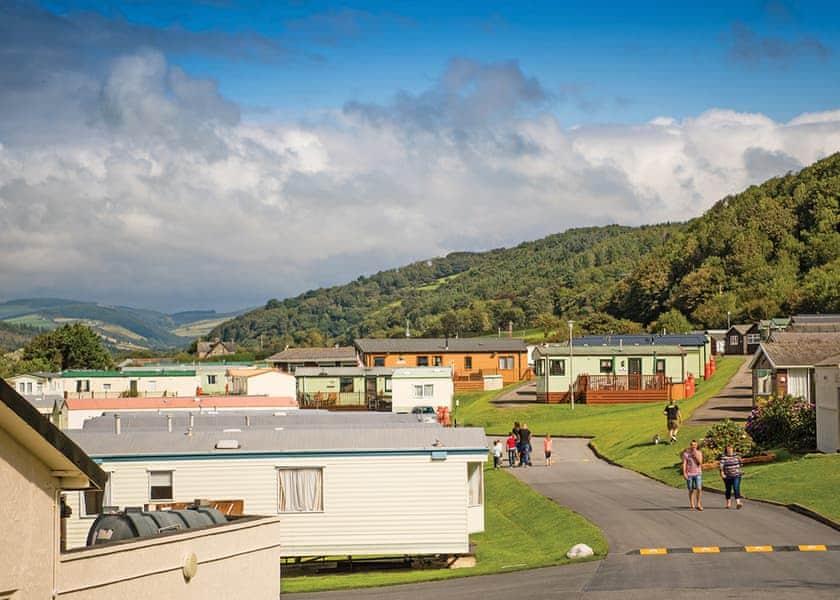Clarach Bay Holiday Parks Wales