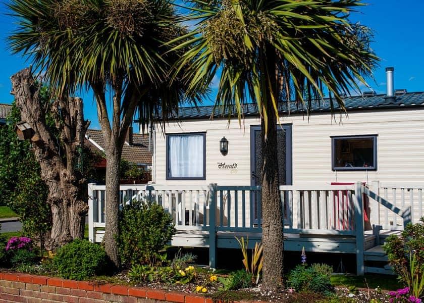 Eastern Beach Caravan Park, Caister-on-Sea, Great Yarmouth, Norfolk