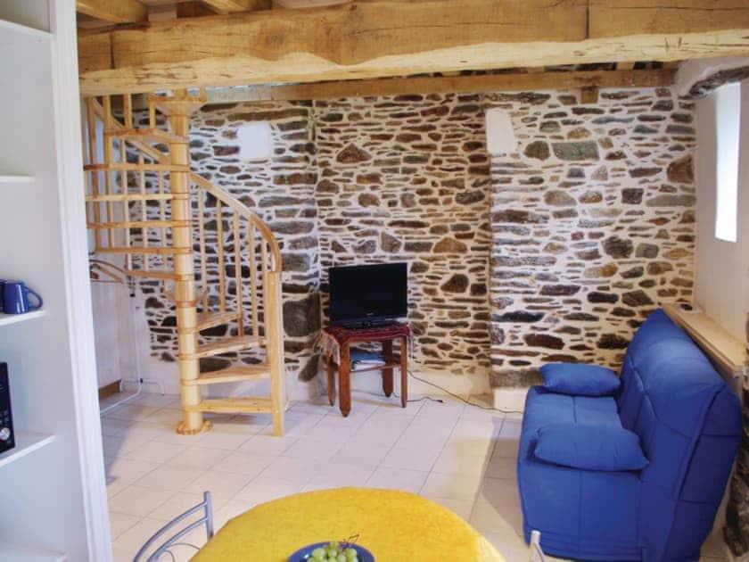 Living area | Minihy Treguier, Minihy Treguier