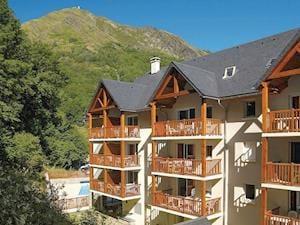 Résidence Odalys Soleil d'Aure - Appartement des Montagnes 2