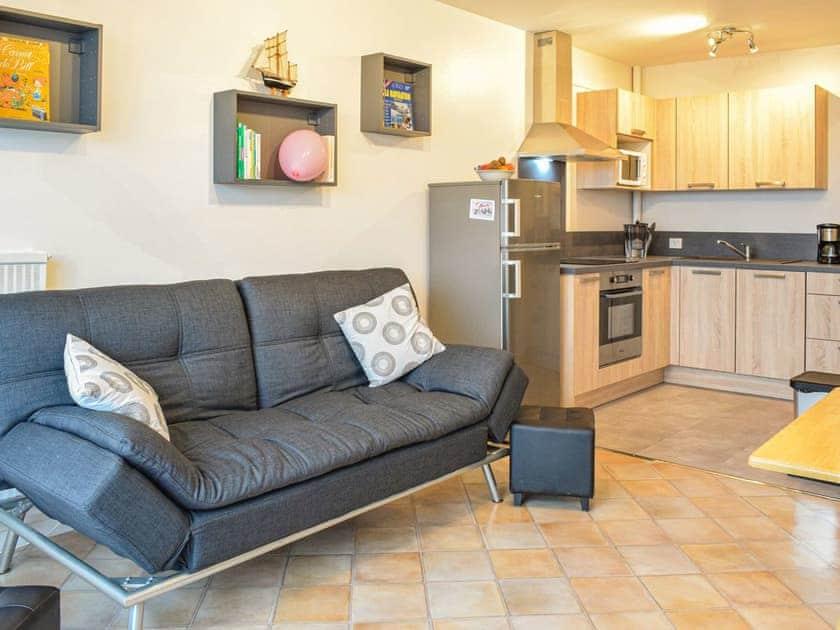 Living area | Grandcamp-Maisy, Grandcamp-Maisy