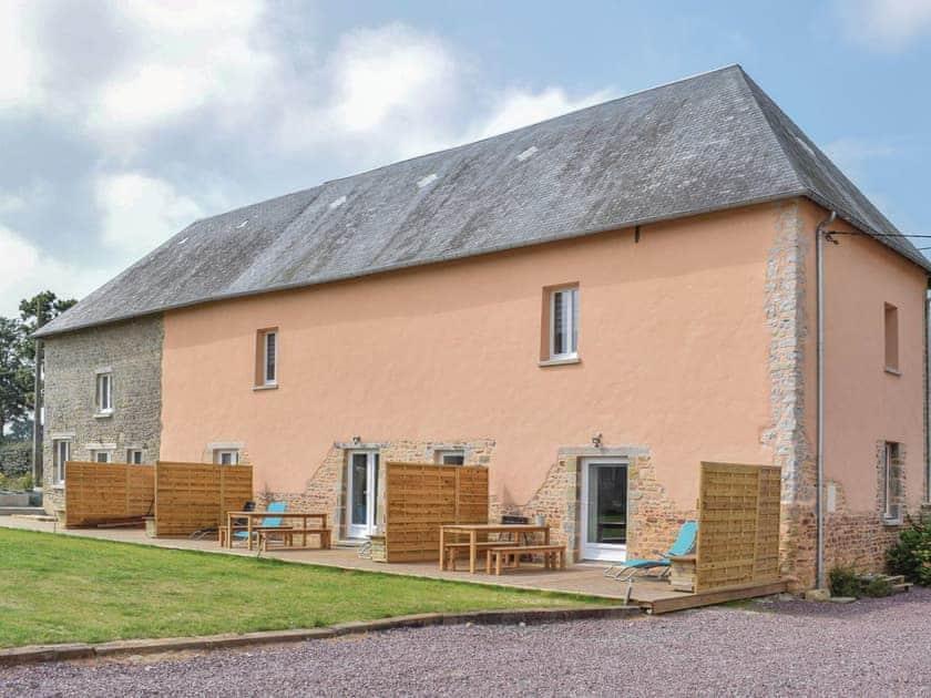 Exterior | Cottage 1 - Les Cottages de la Ferme, Sainteny