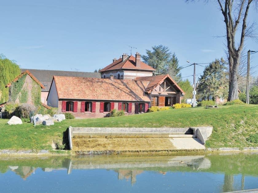 Cottage du Canal