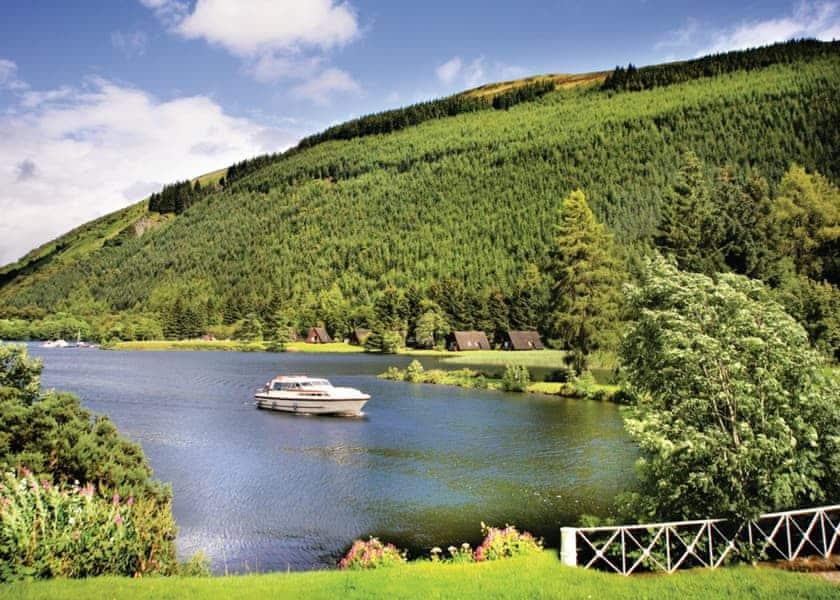 Glengarry Highland Lodges