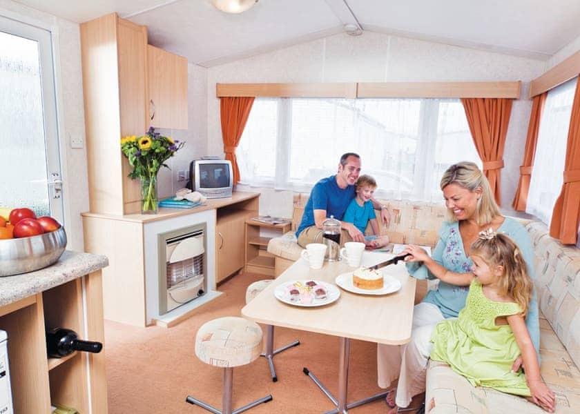 GS Bronze 3 Caravan