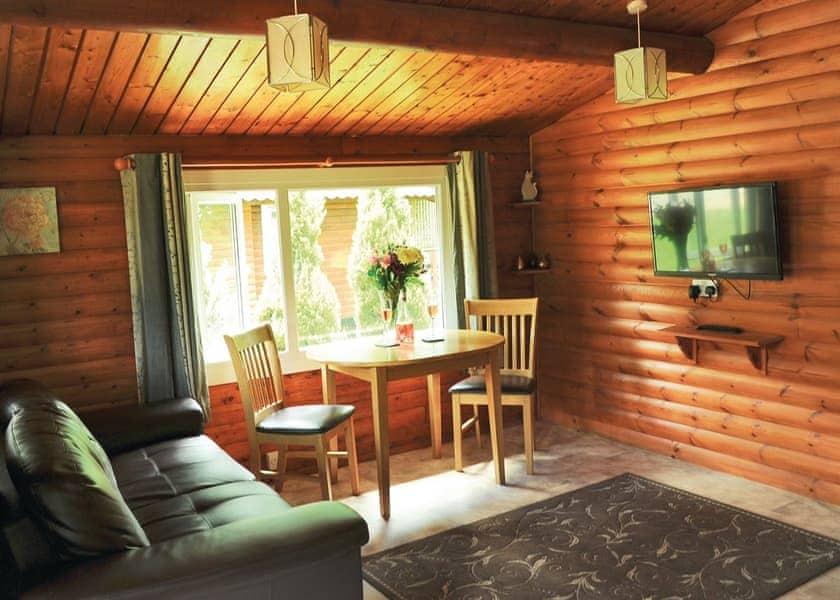 Typical Kestrel Lodge VIP