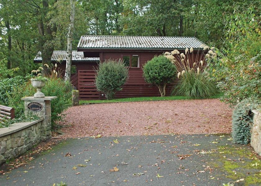 Typical Pentland Lodge