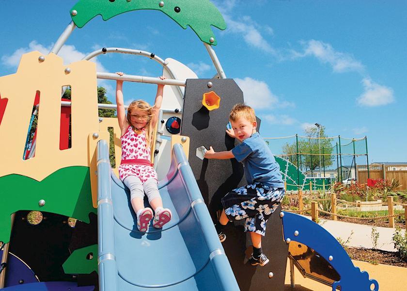 Children's playb area