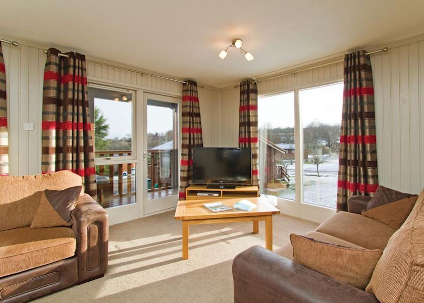 Beech Comfort Plus Lodge 6