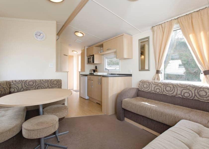 Deluxe Plus Caravan