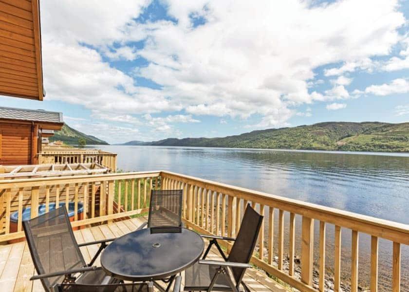 Loch Ness Luxury Lochside Lodges