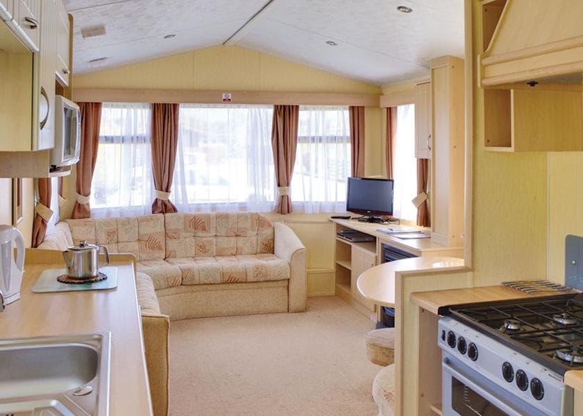 Typical Lochy Caravan