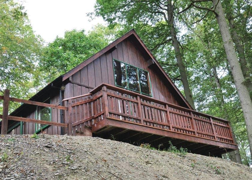 Penllwyn Mountain Lodge
