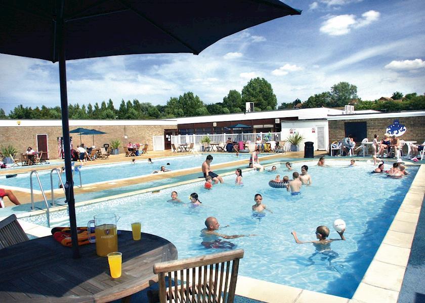 Manor Park Hunstanton Indoor Pool