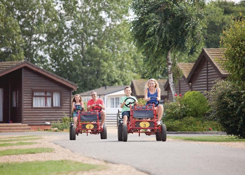 Searles Lodges and Caravans, Hunstanton