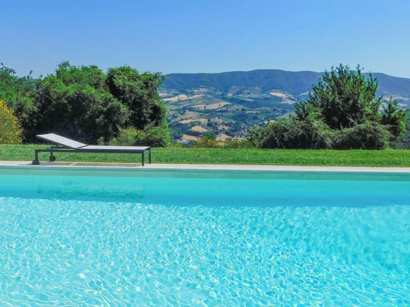 Swimming pool | Villa Principesca, Perugia