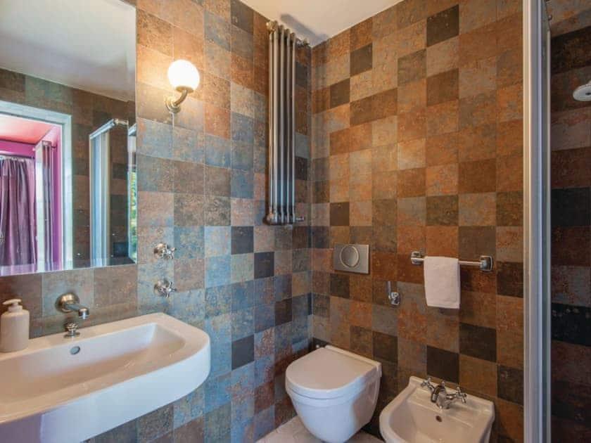 Bathroom | Villa Principesca, Perugia