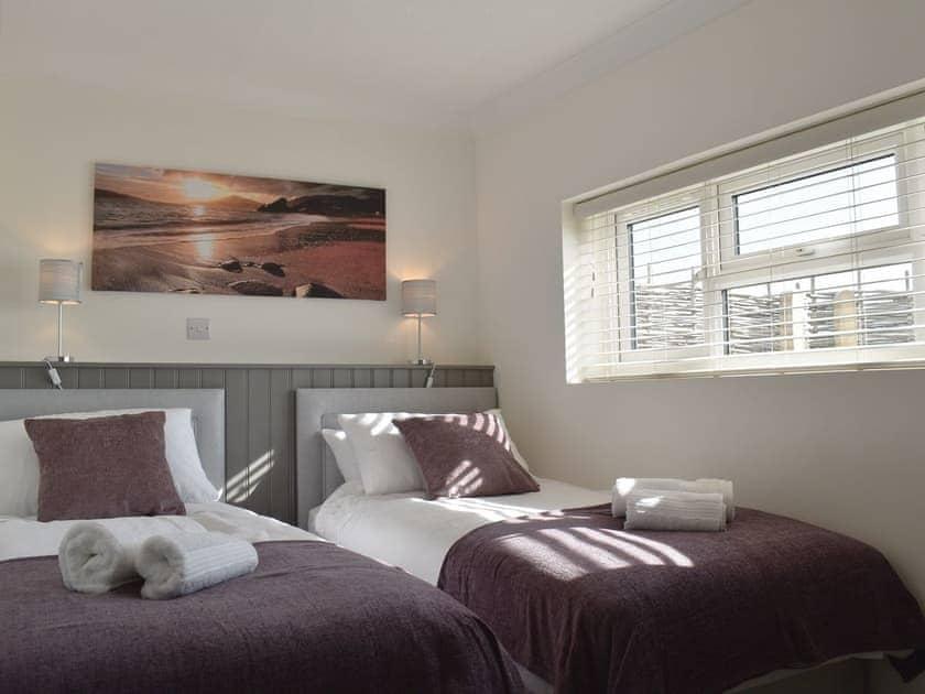 Twin bedroom | Woodpeckers, Cowbeech, near Hailsham