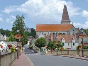Preuilly-sur-Claise, La Roche-Posay