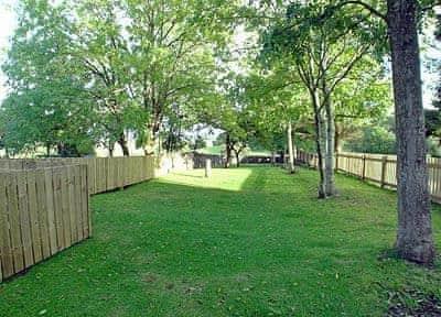 Garden and grounds | Flat 6, Meathop, nr. Grange-over-Sands