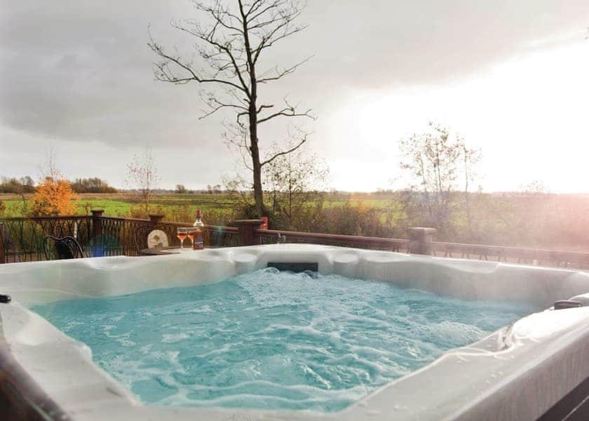 Typical Waveney Leisure Spa 2