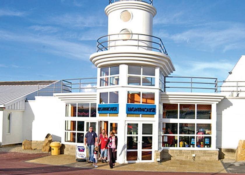 The Lighthouse entertainment centre