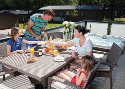 Enjoy a holiday at Tennyson Premier Lodge